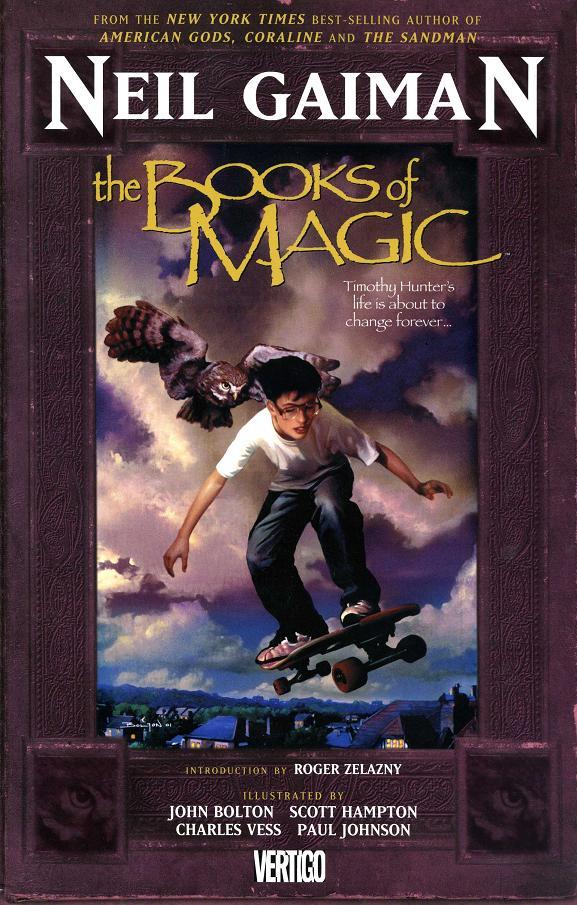 500 HQs que você deve ler. - Página 4 Books-of-magic