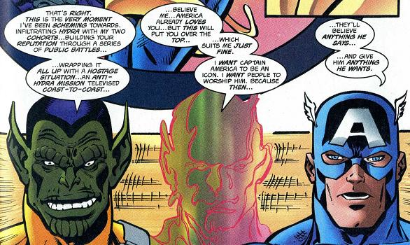 Skrull Plan revealed