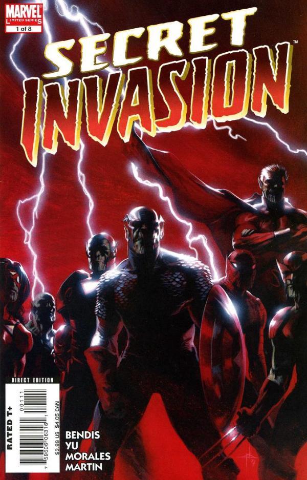 secret invasion 1cover