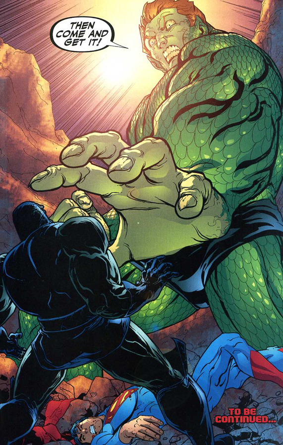 or LoginHulk Vs Darkseid