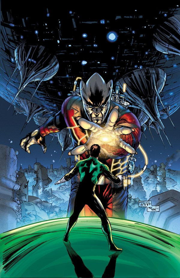 Green Lantern #24 Lights Out Review
