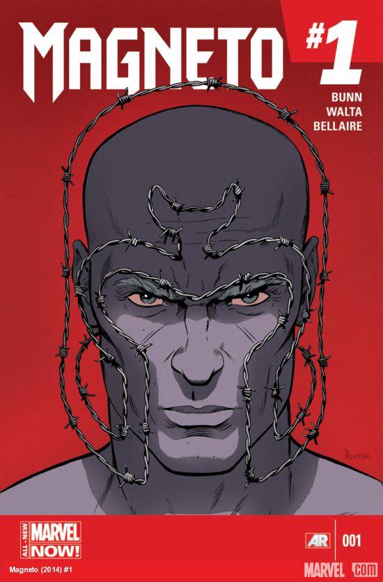 Magneto #1 cover